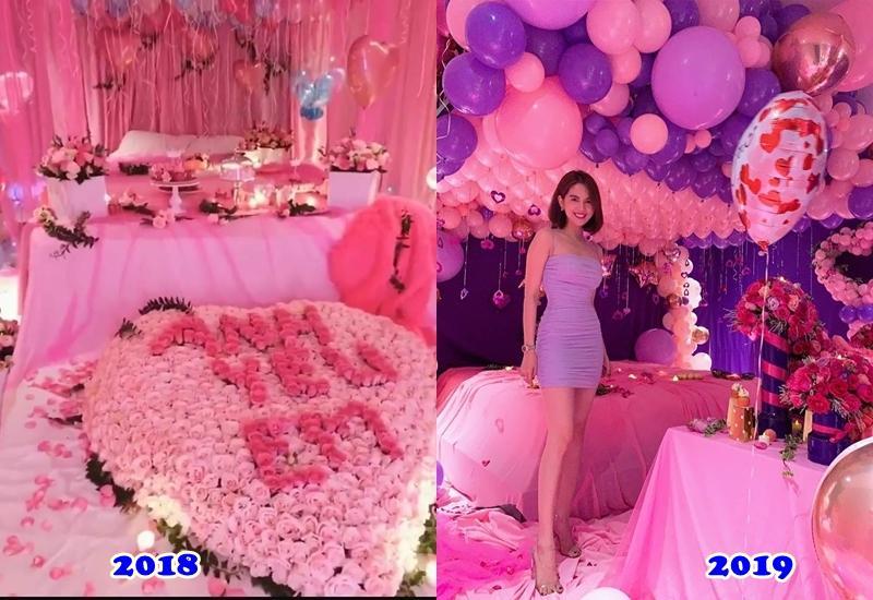 Người tình Ngọc Trinh bị chê không sáng tạo khi 2 năm tặng quà sinh nhật bạn gái giống hệt nhau-2