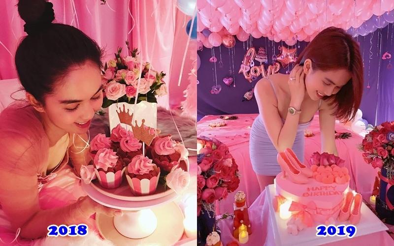 Người tình Ngọc Trinh bị chê không sáng tạo khi 2 năm tặng quà sinh nhật bạn gái giống hệt nhau-1