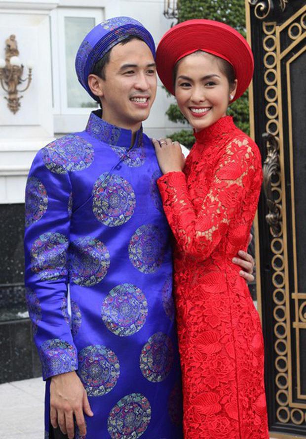 Đường tình trái ngược với mỹ nhân showbiz của 2 con đại gia Việt khét tiếng-3