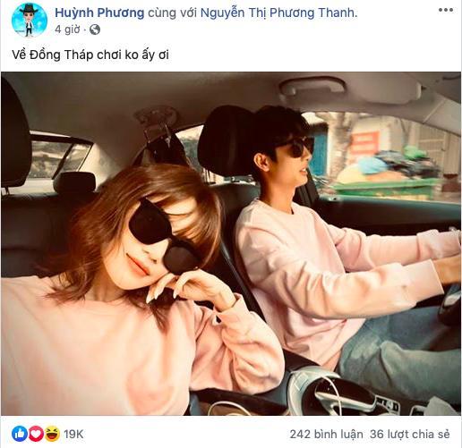 Sau 3 tháng yêu đương, Sĩ Thanh tiết lộ Huỳnh Phương đòi cưới mà mình chưa chịu-1