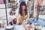 Siêu mẫu Hà Anh nóng bỏng khi diện bikini ở Đà Nẵng-6