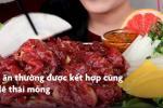 Món thịt bò tươi trộn trứng sống của người Hàn có vị thế nào?