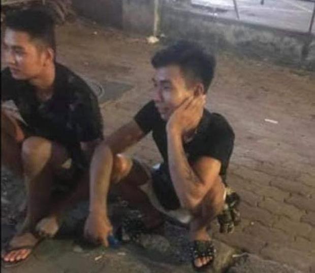 Vụ nam sinh chạy Grab bị sát hại ở Hà Nội: Đã tìm ra danh tính và quá khứ bất hảo của 2 nghi can trong ảnh-1