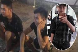 Vụ nam sinh chạy Grab bị sát hại ở Hà Nội: Đã tìm ra danh tính và quá khứ bất hảo của 2 nghi can trong ảnh