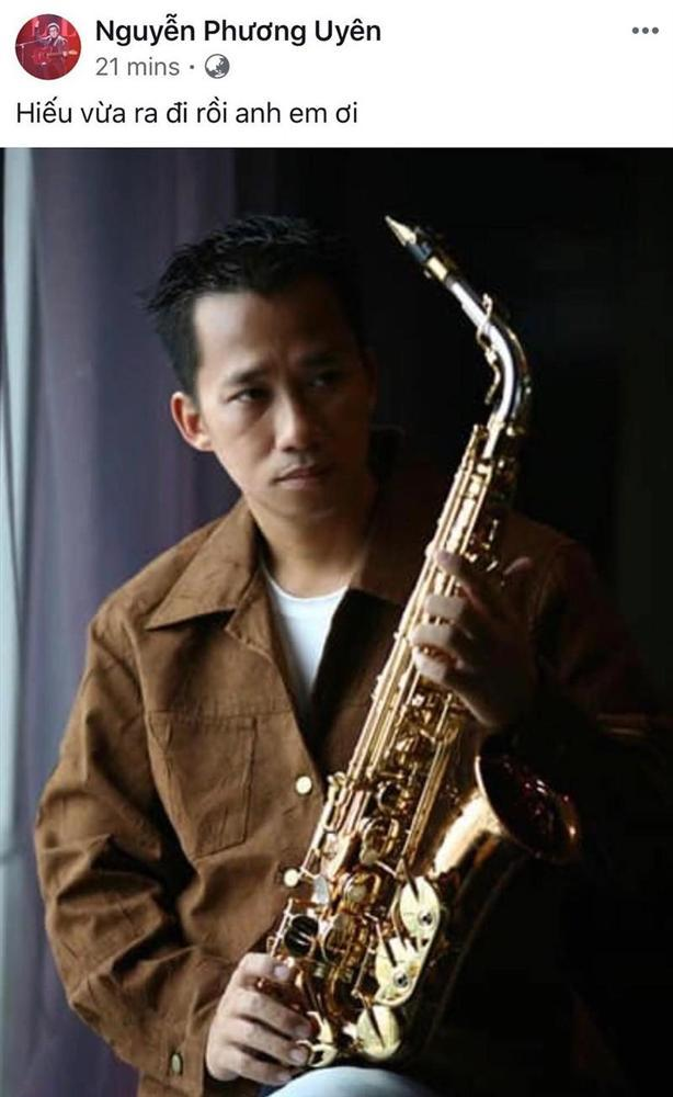 Nghệ sĩ saxophone Xuân Hiếu qua đời ở tuổi 47 sau thời gian chống chọi với bệnh ung thư-1