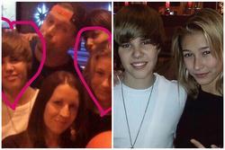 Justin Bieber đăng ảnh thân mật, cảm ơn cha mẹ vợ trước lễ cưới