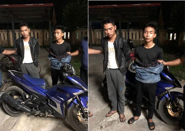 Vụ nam sinh chạy Grab bị sát hại: 2 nghi phạm bị bắt khi định trốn sang biên giới với bố và người yêu-2
