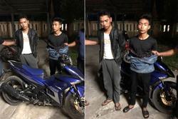 Lời khai ban đầu của 2 nghi phạm sát hại tài xế Grabbike