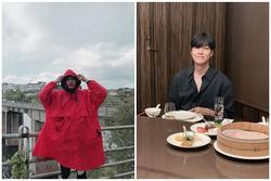 Sau khi xuất ngũ, Lee Min Ho chuộng mặc đồ rộng, bị chê luộm thuộm