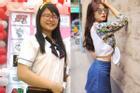 Bị chê quá mập để làm MC, 9X giảm 8 kg trong 2 tháng