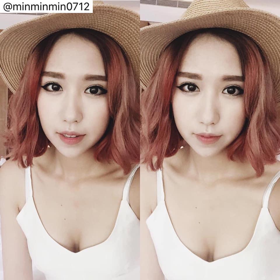 Min khoe nút Vàng Youtube nhưng người nhìn chỉ chú ý đến gương mặt cứng đơ như tượng sáp của cô ấy mà thôi!-3