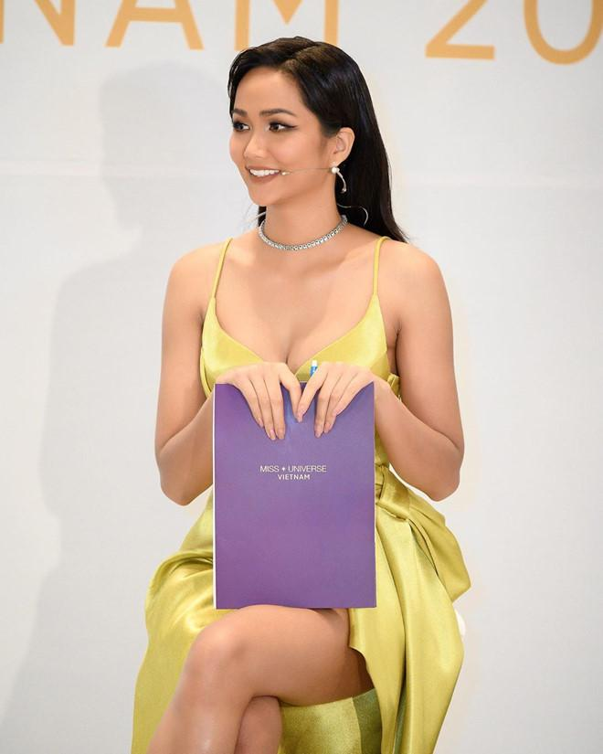 HHen Niê tuyên bố không thể đồng hành cùng Hoa hậu Hoàn vũ Việt Nam-3