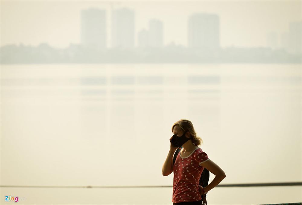 Bộ TN&MT khuyến cáo người dân trước tình trạng ô nhiễm không khí-1