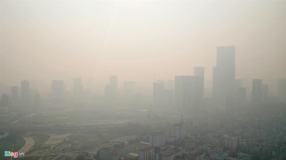 Bộ TN&MT khuyến cáo người dân trước tình trạng ô nhiễm không khí-2