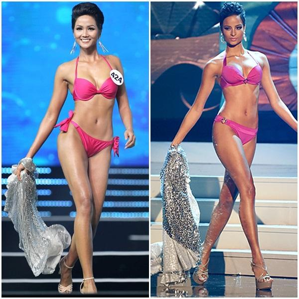 Bản tin Hoa hậu Hoàn vũ 1/10: Chị song sinh bất ngờ nổi loạn giật spotlight của HHen Niê-3