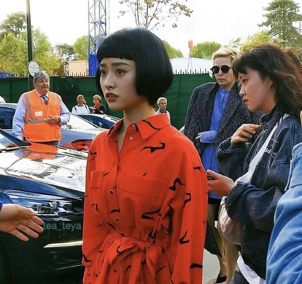 Mỹ nhân Vườn sao băng bị chê quê mùa, thiếu khí chất tại Paris Fashion Week-9