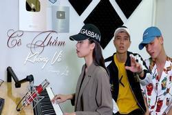 Sau ồn ào 'cướp hit' Erik, Hương Ly dằn mặt anti-fan bằng clip cover 'Cô Thắm Không Về' đóng dấu chính chủ