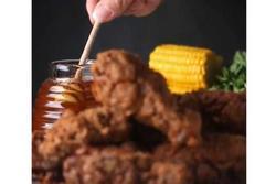 Công thức làm gà rán mật ong ngon như ngoài hàng