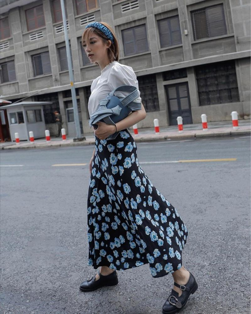 Diệu Nhi khoe street style ngày càng sành điệu ngỡ bản sao của Ngọc Trinh-7