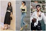 Hà Hồ phô diễn body không chút mỡ thừa - Hương Giang khoe street style đẳng cấp chẳng kém sao quốc tế-11
