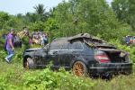 Công an thông tin vụ 3 người tử vong trong xe Mercedes lật ngửa dưới rạch-2