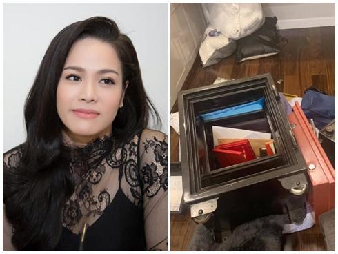 Sao Việt bị trộm đột nhập vào nhà: Người mất đồ kỷ niệm, kẻ bị khoắng sạch gia sản hàng tỷ đồng-4