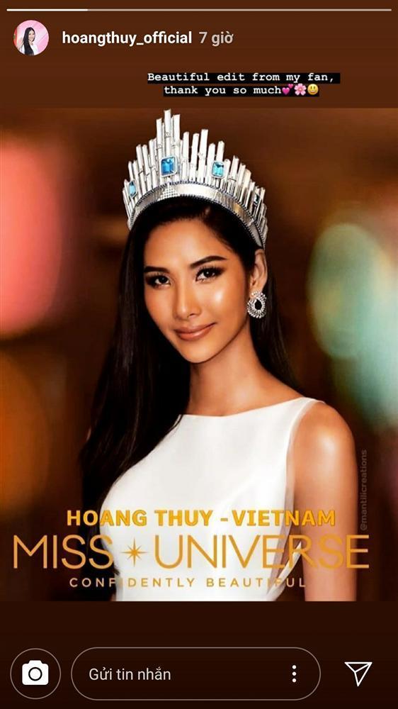 Bản tin Hoa hậu Hoàn vũ 2/10: Nhan sắc Hoàng Thùy có xứng với vương miện DIC 7 tỷ?-1