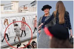 Gigi Hadid đuổi cổ nữ diễn viên hài Pháp khỏi sàn diễn Chanel vì hành động kém sang