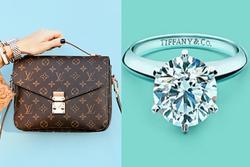 Giá trị thật của Louis Vuitton và Tiffany có đáng với số tiền bạn bỏ ra?