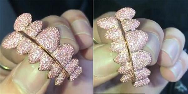 Ngoài bộ trang sức cưới sương sương 17 tỷ đồng, Justin Bieber sắm bọc răng kim cương 600 triệu đồng-6