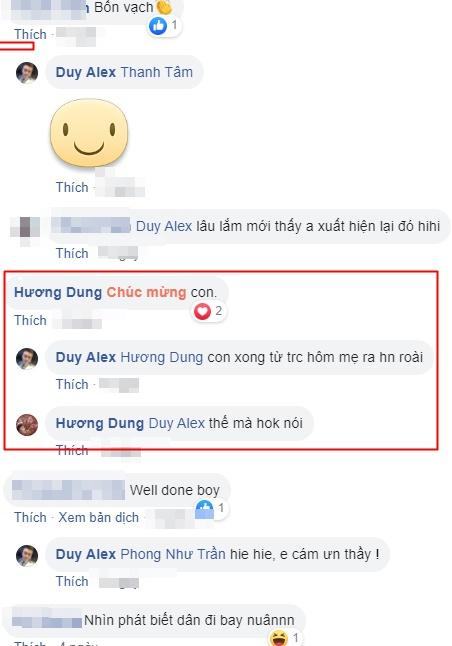 Hôn thê cũ đi lấy chồng, con trai nghệ sĩ Hương Dung cũng bất ngờ thăng quan tiến chức-3
