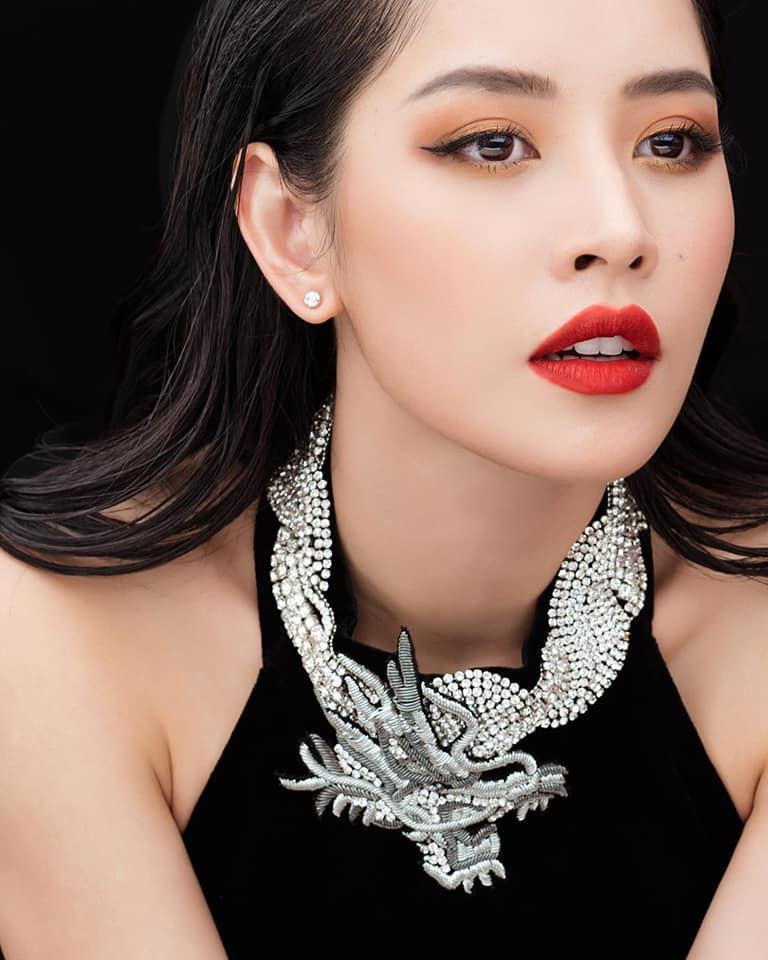 Halloween chưa đến mà Lâm Khánh Chi đã trang điểm dọa ma - Phi Thanh Vân make-up lòe loẹt-5