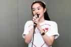 Kaity Nguyễn bị bắt quả tang đi học thanh nhạc, câu lạc bộ 'hotgirl cầm mic' kết nạp thành viên mới?