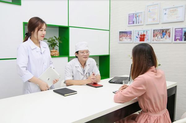 Dr Hùng Clinic - địa chỉ khám sản phụ khoa ở Hà Nội-1