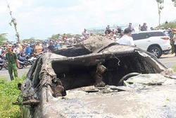 Thêm nhiều tình tiết vụ Mercedes dưới kênh 3 người chết ở Tiền Giang