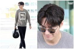 Lee Min Ho khiến fan mê mẩn khi sải bước ở sân bay với set đồ hàng trăm triệu đồng