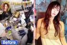 Lên hình 'ảo tung chảo' vậy mà hotgirl nổi tiếng tự bóc phốt để phòng bẩn không khác bãi rác
