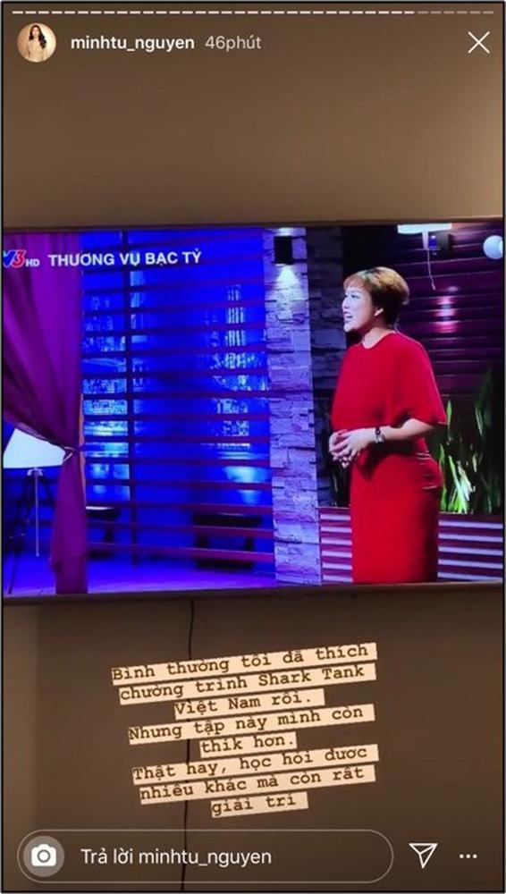 Phi Thanh Vân gọi vốn như đọc diễn văn ở Shark Tank, Minh Tú cà khịa cực căng?-2