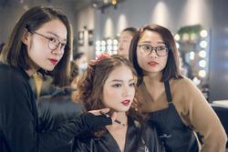 Makeup Artist Tâm Tâm liều lĩnh để thành công