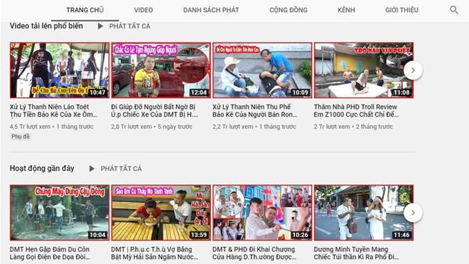 Dương Minh Tuyền mở kênh YouTube mới, tiếp tục làm video bạo lực-1