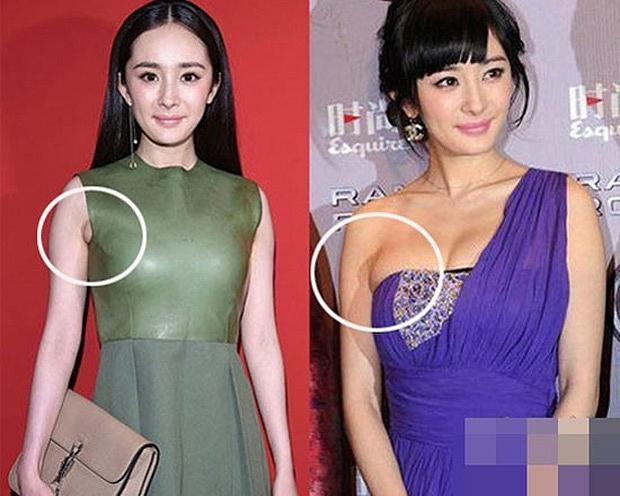 Đâu chỉ Dương Mịch, Jennie BlackPink... loạt sao Việt cũng thường xuyên mất điểm vì lằn mỡ nách-2