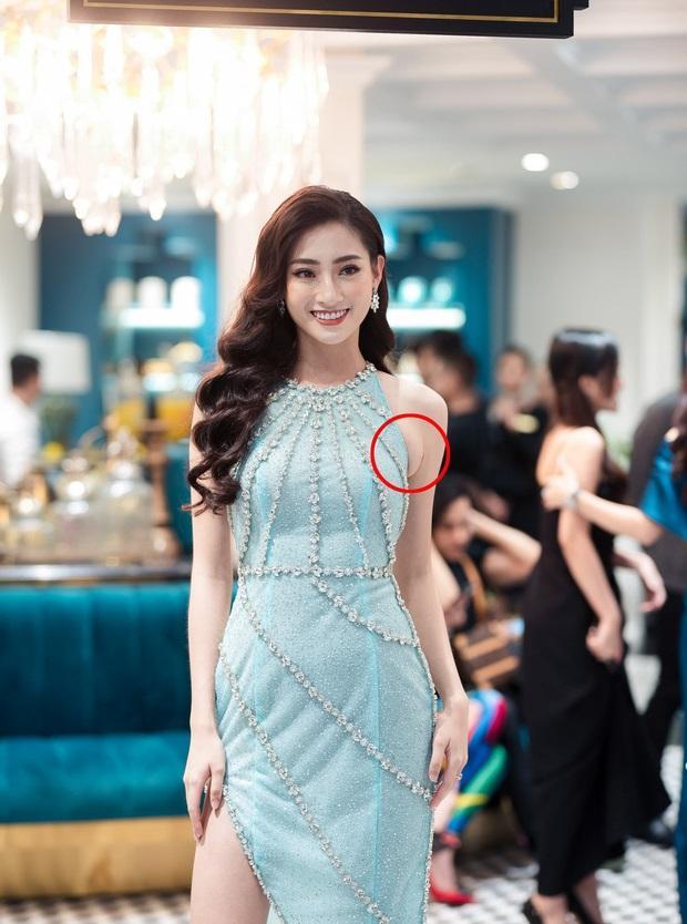 Đâu chỉ Dương Mịch, Jennie BlackPink... loạt sao Việt cũng thường xuyên mất điểm vì lằn mỡ nách-5