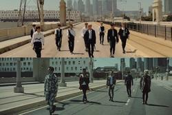 Mỉa mai Big Bang không phải nhóm nhạc huyền thoại nhưng JYP lại cho 'gà nhà' học theo