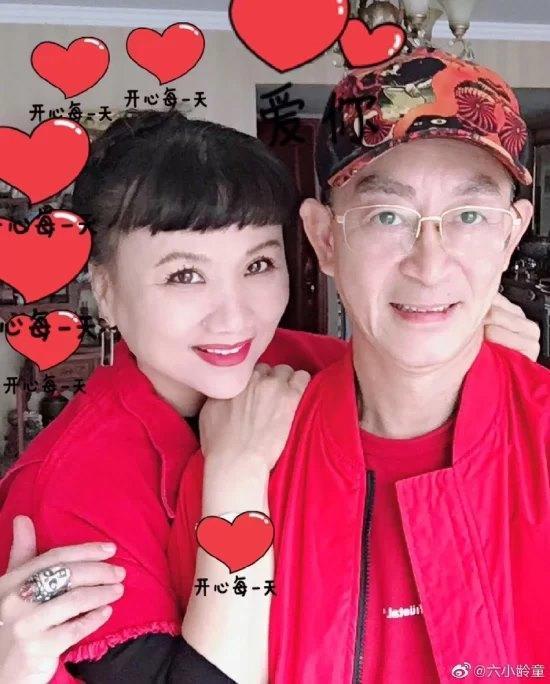 Dù đã 60 tuổi nhưng Tôn Ngộ Không Lục Tiểu Linh Đồng vẫn công khai nịnh vợ trên mạng xã hội-1