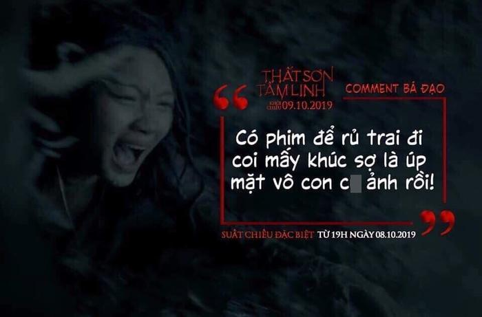 Phim Thất Sơn tâm linh bị fan ném đá bởi nội dung PR dung tục, phản cảm-2