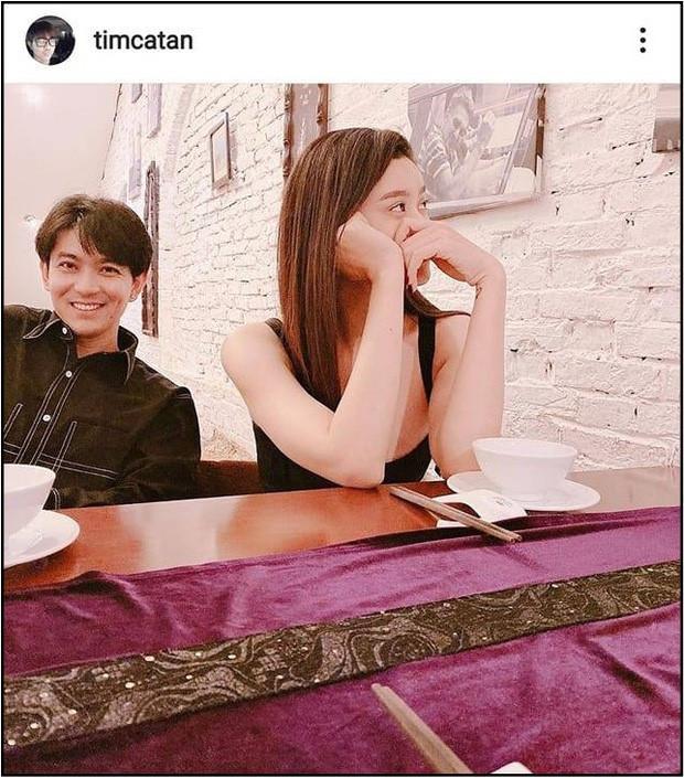 Tim bất ngờ đăng ảnh bên vợ cũ Trương Quỳnh Anh-1