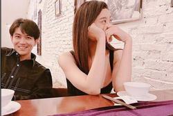 Tim bất ngờ đăng ảnh bên vợ cũ Trương Quỳnh Anh