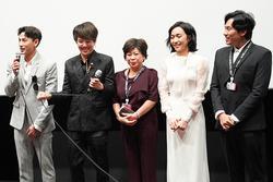 Isaac, Kiều Minh Tuấn và Diệu Nhi hát tiếng Hàn cực ngọt tại LHP Busan 2019