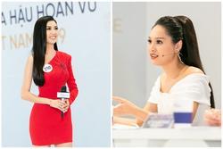 Là thí sinh nhưng xuất hiện như celeb, Thúy Vân lập tức bị nhắc nhở tại Hoa hậu Hoàn vũ Việt Nam 2019