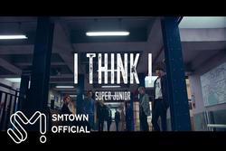 Trước khi ra mắt ca khúc chủ đề, fan nhận được món quà 'tiền comeback' từ Super Junior với MV 'I Think I'